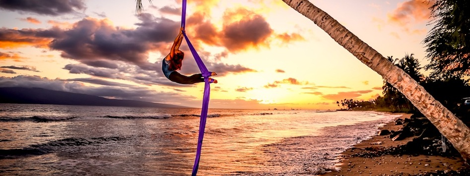 Silks into Sunset